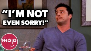 Top 10 Funniest Joey Quotes on Friends
