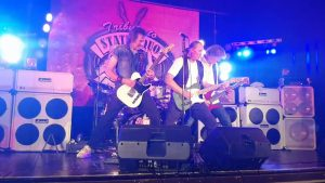Tribute to Status Quo Band 28.10.2017 Mean Girl Bramsche