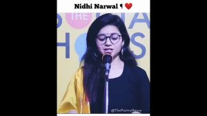 Use Pasnd Hai Poetry | Nidhi Narwal | The Poetry House
