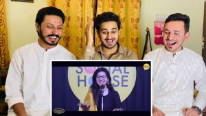 Usey Pasand Hai By Nidhi Narwal | Love Poetry | The Social House Poetry | 🇵🇰 Pakistani Boys Reaction