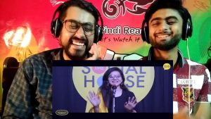 Usey Pasand Hai By Nidhi Narwal _ Love Poetry _ The Social House Poetry _ Whatas | PINDI REACTION |