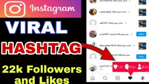 VIRAL HASHTAG || HOW TO INCREASE FOLLOWERS AND LIKES ON INSTAGRAM | INSTAGRAM LIKES  KAISE BADHAYE
