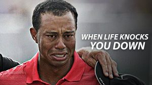 WHEN LIFE KNOCKS YOU DOWN – Powerful Motivational Video for 2021