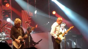 status quo – don´t drive my car/mean girl hannover 29-10-2010