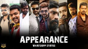 Appearance whatsapp status tamil | Appearance don't judge their talent👍🏻| self motivation status|