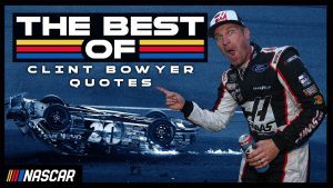 Did he really just say that!? | Clint Bowyers Best/Funniest Quotes | Best Of NASCAR