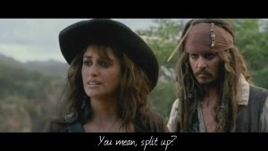 [HD] Pirates of the Caribbean On Stranger Tides – Best Quotes Part 2