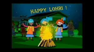 Happy Lohri, Animated,Wishes,Greetings,Sms,Quotes,Sayings,Wallpapers,Music,E-card,Whatsapp video
