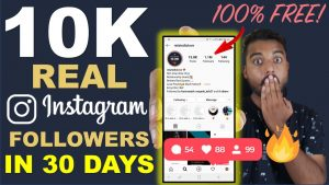 Instagram Par REAL FOLLOWERS Kaise Badhaye 2020 (Hindi)- How to Increase FREE Instagram Followers