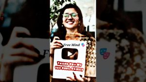Nidhi Narwal | 100 Subs Family Thank You | Love Family