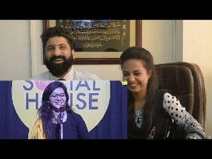 Pakistani reaction on Usey Pasand Hai Nidhi Narwal | Love Poetry | The Social House Poetry|