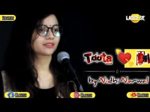 """Poetryshala – """"Toota Dil"""" by Nidhi Narwal 