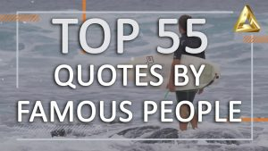 TOP 55 quotes about life | Best inspirational quotes by famous people