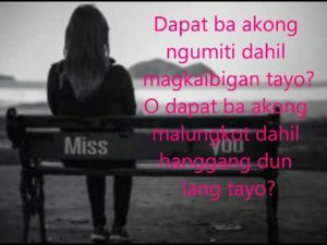 Tagalog love song new 2021 with lyrics Quotes hugot